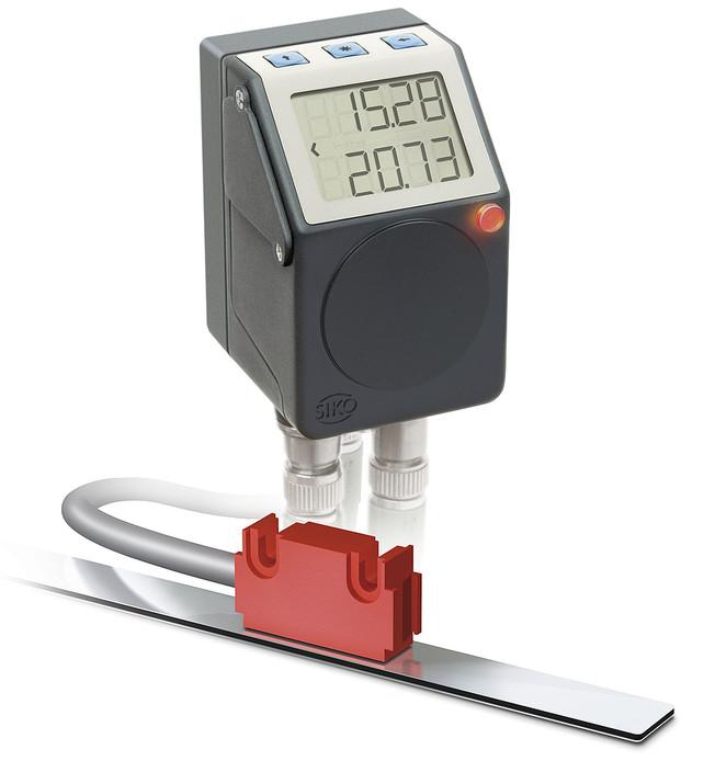 Electronic Digital Indicator : Ap s electronic position indicator siko global