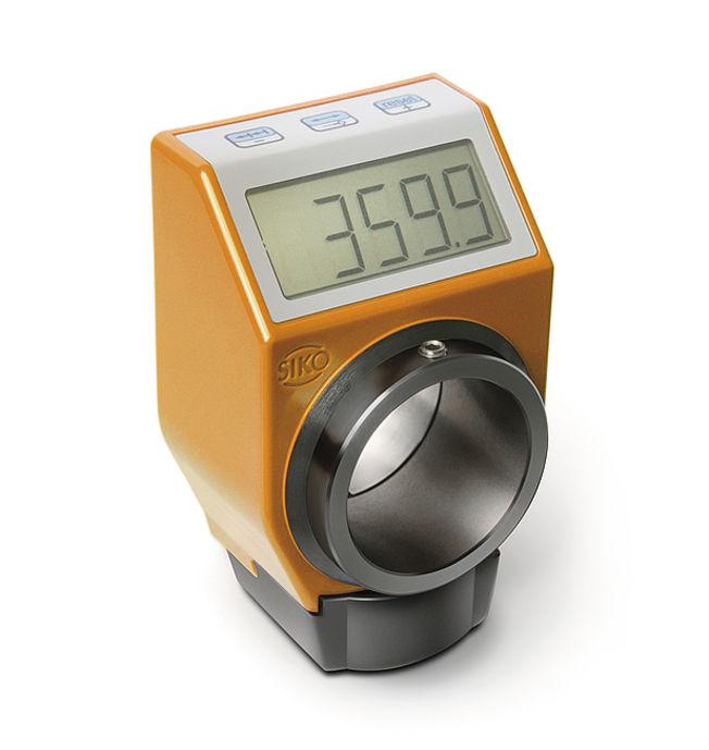 Digital Position Indicator : De electronic position indicator siko global