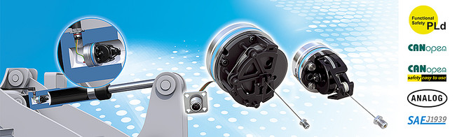 SGH10 Wire-actuated encoder | siko-global com