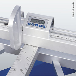 Measurement and display systems for word working