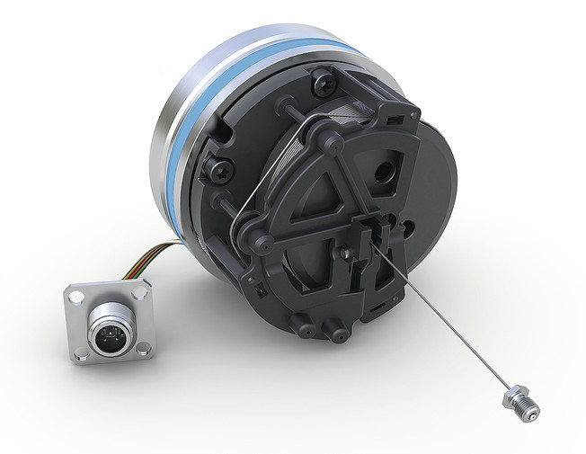 SGH25 Wire-actuated encoder   siko-global.com