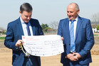 SIKO donated €5,000 to the Bad Krozingen Bürgerstiftung (Community Foundation).