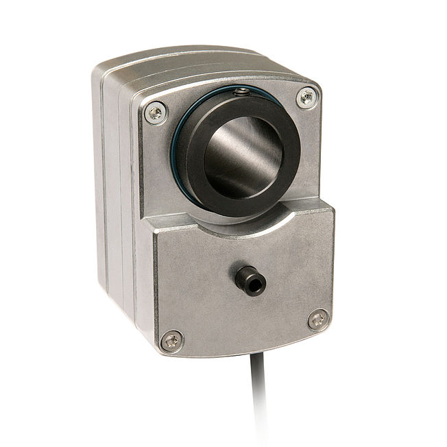 GP09 Geared potentiometer   siko-global.com